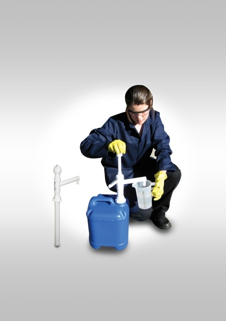 Drum pump 20 - 30 litre / 5 gallon