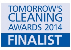 Cleaning Award Logo